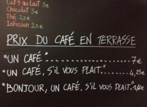 This Cafe Will Make You Pay More for Being Rude